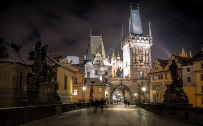 Praga, ciudad de las 100 torres
